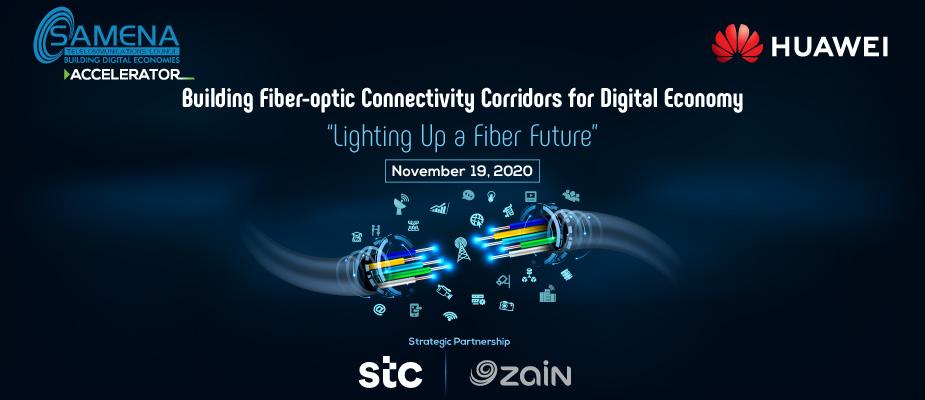 Lightening Up a Fiber Future - Banner