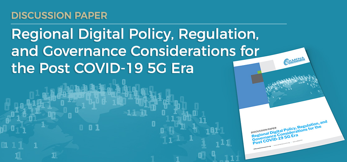 SMN_Policy Regulation Governance Considerations in Post COVID-19 5G Era - Banner