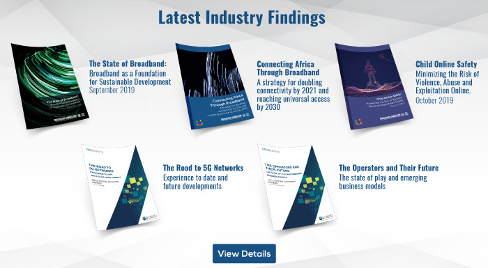 Latest Industry Findings - Banner