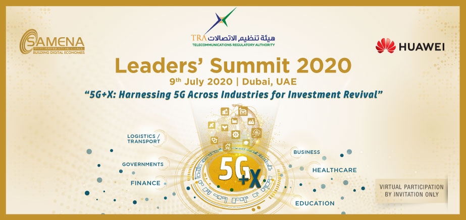 Leaders' Summit 2020 - Banner