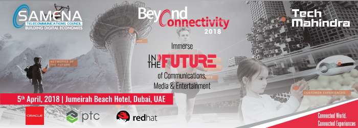 Beyond Connectivity 2018 - Banner