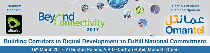 Beyond Connectivity 2017 - Register Now - Banner