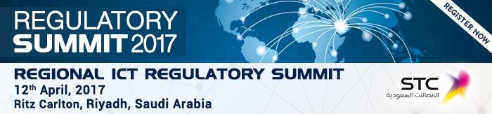Regulatory Summit 2017 - Register Now - Banner